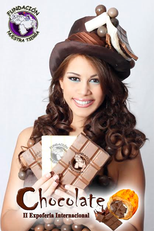 II Expo Feria Internacional del Chocolate 2014